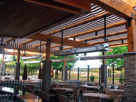 Pato Restaurant Patioheaterusa Outdoor Heaters Patio Heaters