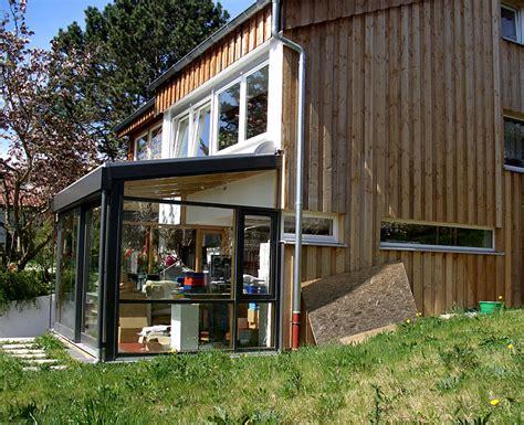 Eingangstüren Alu Preise by Wintergarten Holz Aluminium Kosten Bvrao
