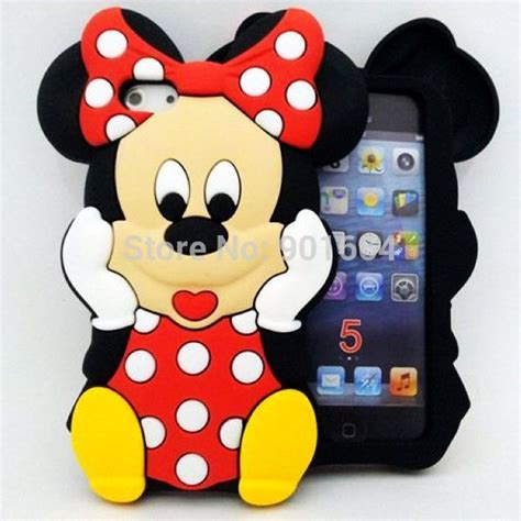 aliexpress buy 3d minnie mouse silicone