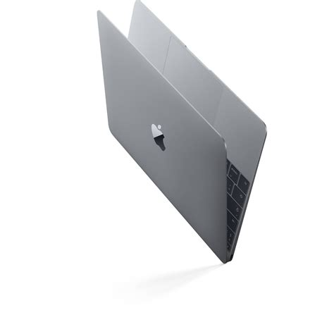 Macbook Space Grey apple 12 quot macbook mid 2017 space gray mnyf2ll a b h