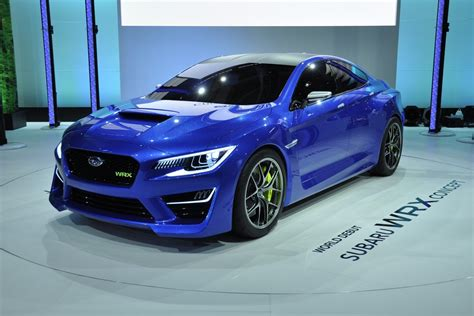 subaru concept cars if you could get one concept car into production what
