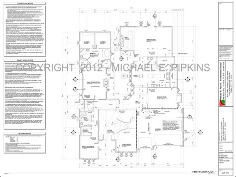 sample architectural drawings 171 michael e pipkins