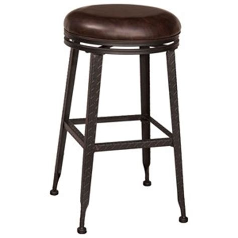 Backless Saddle Bar Stools by Hillsdale Backless Bar Stools 30 Quot Sorella Saddle Backless