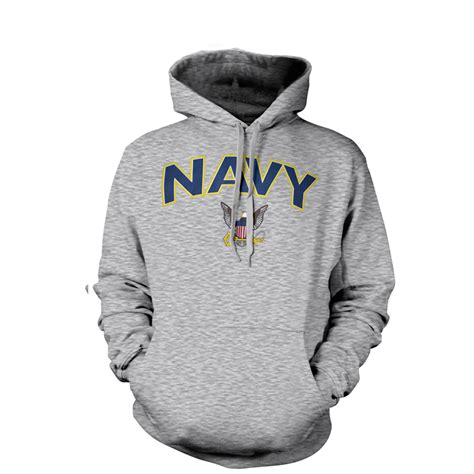 Navy Sweatshirt Sweater us navy hooded sweatshirt