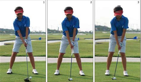 how to set up golf swing mastering the set up hk golfer magazine