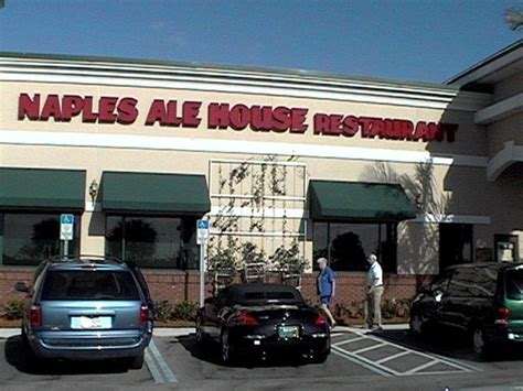 Miller S Ale House Naples Florida outside jpg