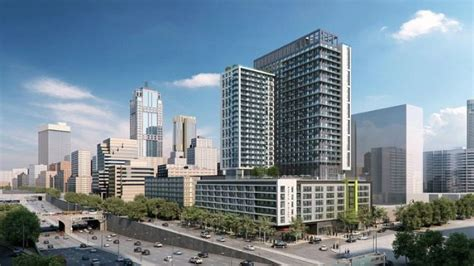 midtown s midtown s next swanky rental tower officially launches