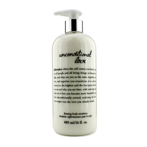 Philosophy Unconditional Perfume Review by Philosophy Unconditional Firming Emulsion Fresh