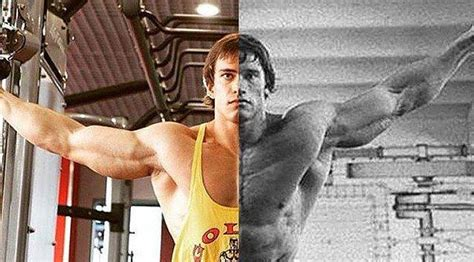 arnold schwarzenegger health epitome of perfection why building a like arnold s isn t really a idea