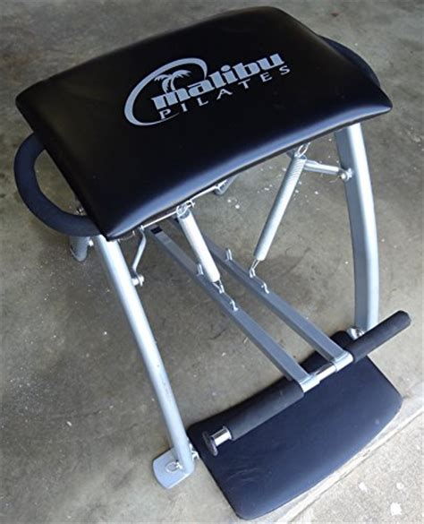 malibu pilates bench malibu pilates chair with 3 workout dvds fitqueen