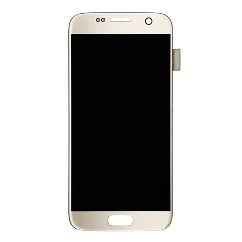 Lcd Samsung S7 Samsung Galaxy S7 Replacement Lcd Screen Digitizer Gold