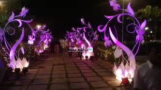 flowers for stage decoration wedding stage flower and reception stage decorations in
