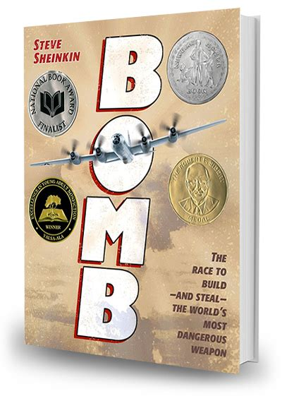 silencing the bomb one scientist s quest to halt nuclear testing books bomb by steve sheinkin lessonpaths