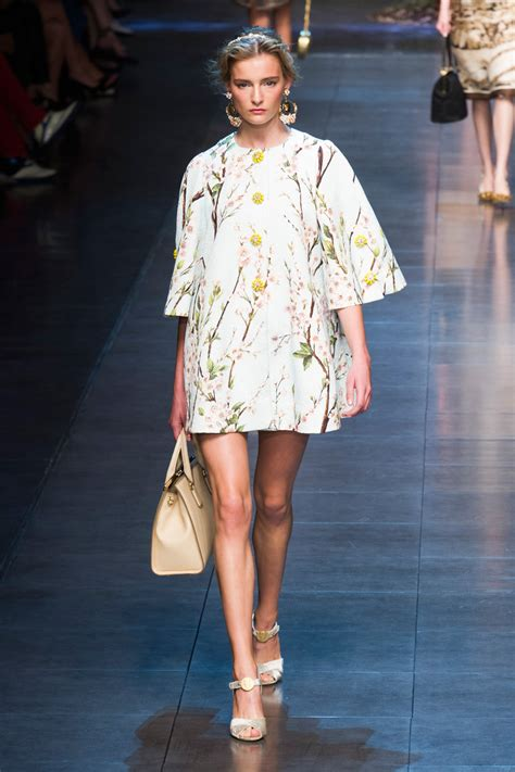 Dolce N Gabbana dolce gabbana at milan fashion week 2014 livingly