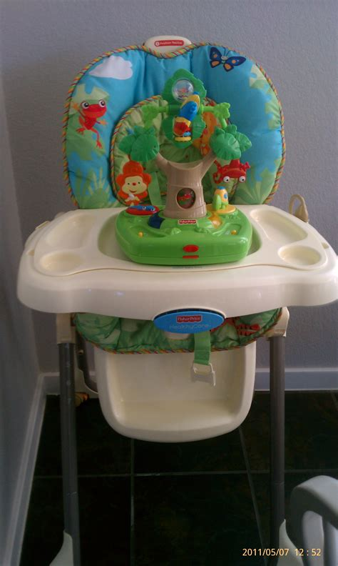 Rainforest Fisher Price High Chair Mueller Community Forums Fisher Price High Chair With