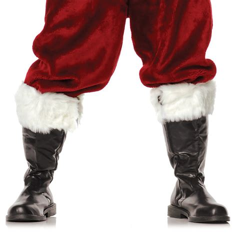 best santa claus boots photos 2017 blue maize