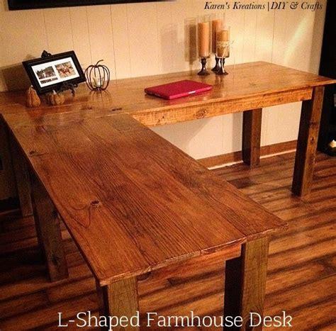 farmhouse l shaped desk best 25 farmhouse desk ideas on corner office