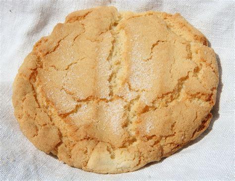 A Cookie sugar cookie