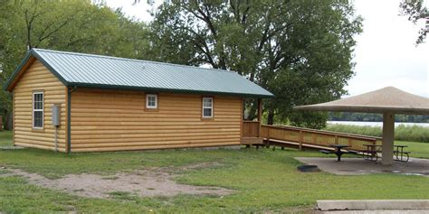 Kansas State Park Cabins by Tuttle Creek Gallery Tuttle Creek Locations State