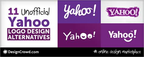 designcrowd alternatives yahoo logo 11 unofficial yahoo logo design alternatives