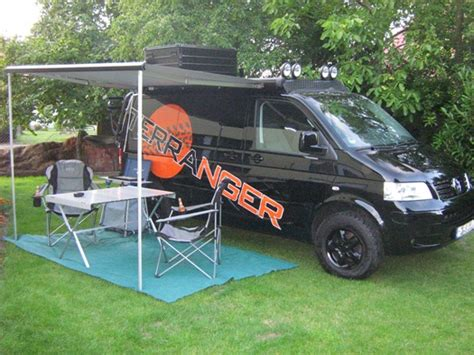 markise t5 california markise 2 6 x 2 0 m f 252 r vw t5 terranger automobile
