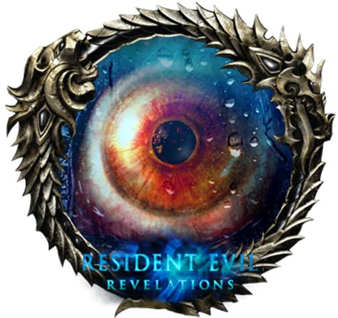resident evil: revelations hd icon by aaandroid on deviantart