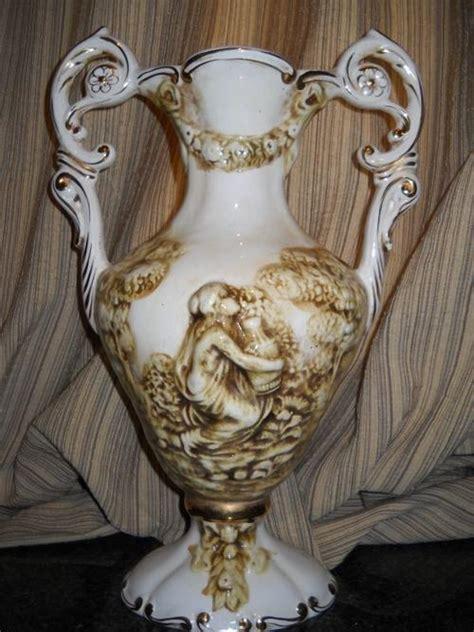 capodimonte vase other porcelain ceramics gorgeous vintage keramos r
