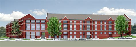 New dorm planned for APSU campus   Clarksville, TN Online