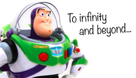 infinity and beyond quot come hell or high water quot morphs into quot infinity and beyond quot