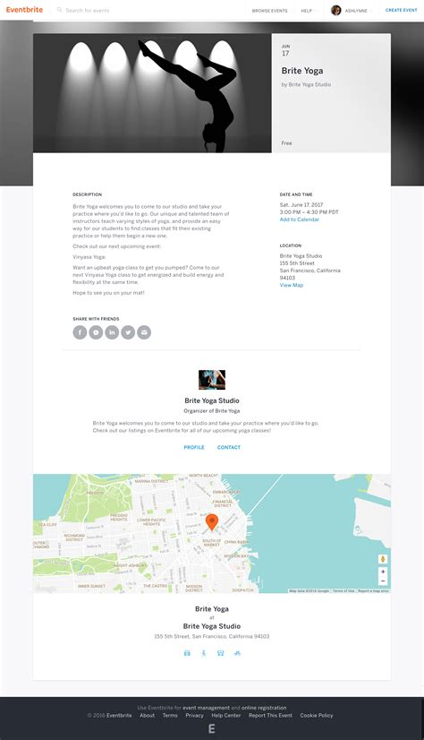 design event listings how to customise and design your event listing