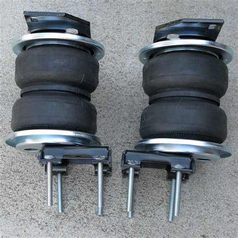 air bag suspension mods  rvs  wheel trailers