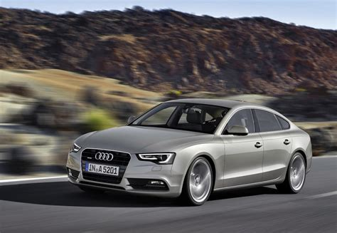 Neuer Audi A5 Sportback by New Audi A5 Revealed Drivingtalk