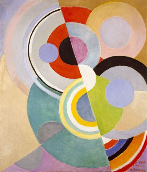 sonia delaunay spaightwood galleries a symphony of colours and shapes color moves art and