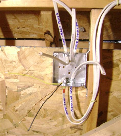electrical box wiring how to wire two floodlights to an in linelinc relay