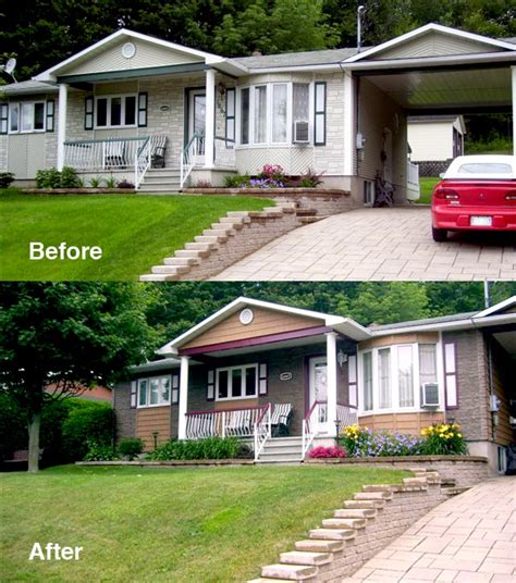 curb appeal products 17 best images about before after on polymers