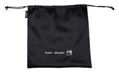 Hair Dryer Storage Bag sunbeam hospitality greensense