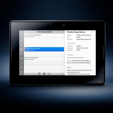 blackberry playbook android blackberry playbook will run android apps representative confirms