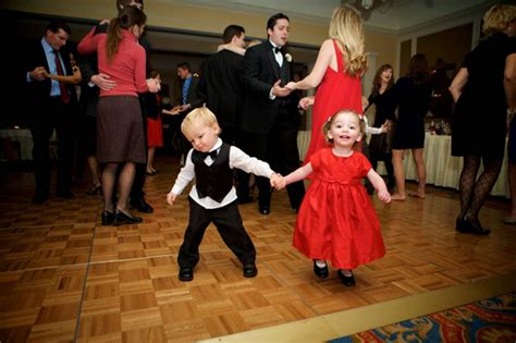 5 Great Ideas for Children at your Wedding!   B&G Blog