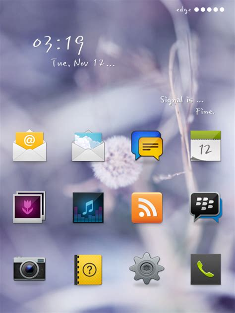 blackberry 9360 themes free for first 7 days sensitive theme blackberry