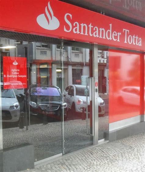 banco totta santander totta rodrigues saio lisboa bancos de portugal