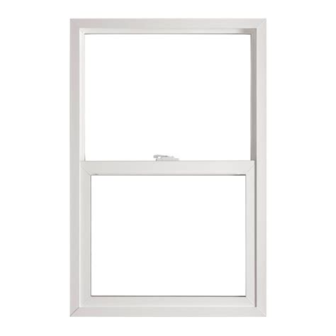 jeld wen 36 in x 36 in v 2500 series single hung vinyl