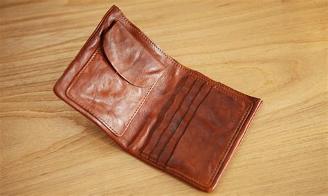 Handmade Billfolds - lan free shipment s leather wallet distressed wallet