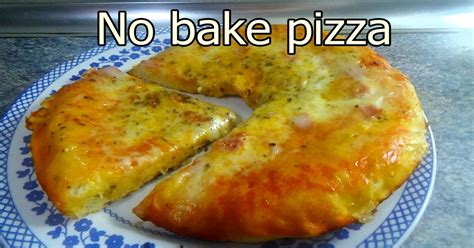 how to make delicious stove top pizza no oven required how to make delicious cheesy pan pizza without oven