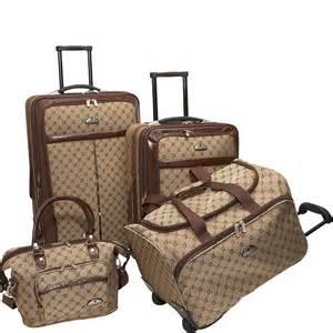 Luggage Set American Flyer Af Signature 4 Luggage Set Ebags