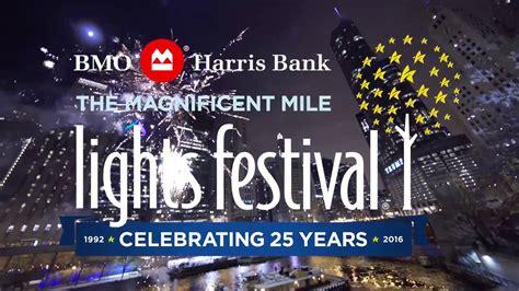 magnificent mile lights festival 2017 magnificent mile lights festival 2017 hours viewdulah co