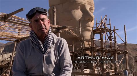 production designer interview exodus gods and kings interview round up production