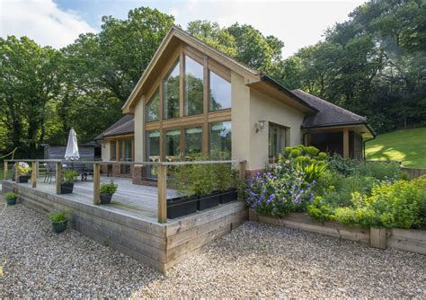 Timber Frame Bungalow Plans by The Hawthorn Timber Framed Home Designs Scandia Hus