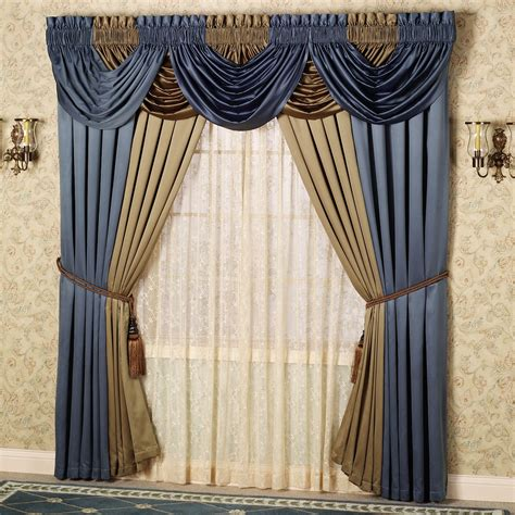hanging swag curtains how to hang swags curtains curtain menzilperde net