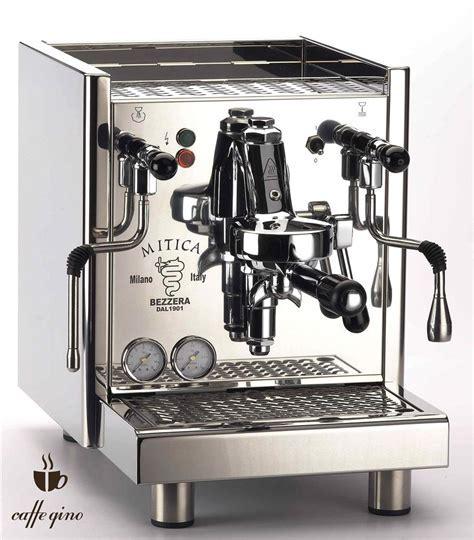 DesignApplause   Bezzera bz 07 coffee machine.