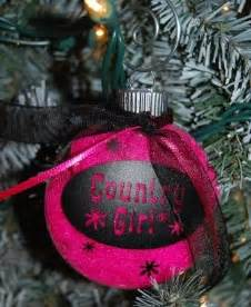 Handmade Country Ornaments - country handmade ornament by diamondhdesigns